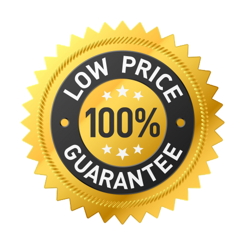 Low Price – 100% Guarantee