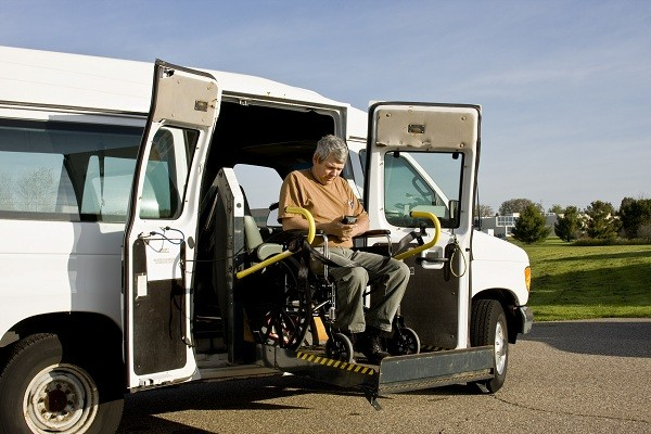 wheelchair van service in new york