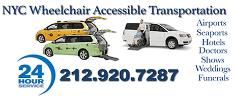 Wheelchair Accessible Transportation NYC